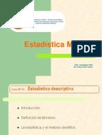 Estadistica Medica 2oo9 Corregida