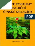 3b-{Kz} CINSKA Ando-Vladimir CZ Lecive Rostliny Tradicni Cinske Mediciny