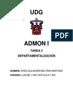 3 Departamentalizacion