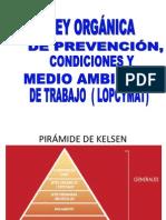 Presentacion Lopcymat. Lista