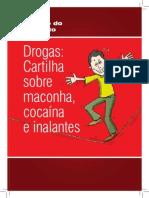 Cartilha Maconha, Cocaina e Inalantes
