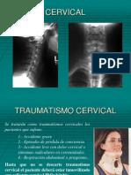 Cervical t2auma