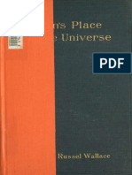 Mans Place In The Universe