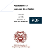 Front Page of any Assignment of NED university