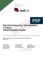 Red Hat Enterprise Virtualization 3.4 Beta Administration Guide en US