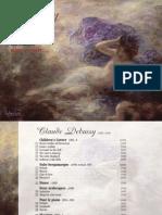 Debussy Piano Music