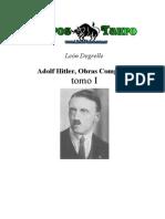 Degrelle, Leon - Adolf Hitler Obras Completas