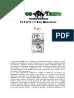 Papus - El Tarot de Los Bohemios (Parte 1)