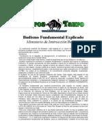 Ministerio de Instruccion Budista - Budismo Fundamental Explicado (1999)