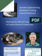 se research funding presentation