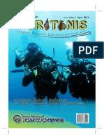 Tritonis Edisi I 2014