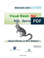 Manual Visual Basic .NET SQL Server Paso a Paso
