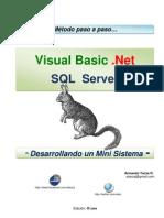 Manual Visual Basic .NET SQL Server Paso a Paso