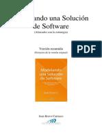 Resumen Libro Modelando Una Solucion de Software