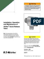 Eaton-Airflex Quick Release Valve IOM