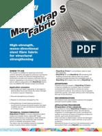 MapeWrap S Fabric