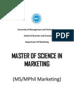 MS Marketing Brochure