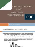 Automatas Finitos MOORE y MEALY