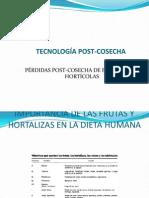 PÉRDIDAS POST-COSECHA DE PRODUCTOS HORTÍCOLAS.pptx