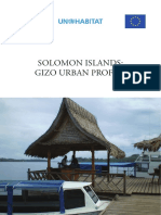 Gizo Town Profile - Solomon Islands