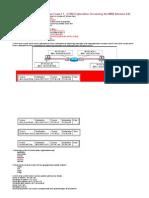 3987130 CCENT Practice Certification Exam 1 CCNA4 v4 0