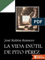 La Vida Inutil de Pito Perez - Jose Ruben Romero