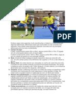 Venças Entre o Futebol e Futsal