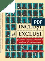 """""""Incluşi şi excluşi"""". Problema identitară în epocile modernă şi contemporană"""