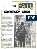 FREE d20 to FATE Conversion Guide