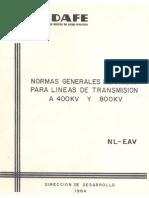 NPT-04 Dise_o Lineas Transmisi_n 400 Kv y 800 Kv.