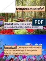 Temperament e