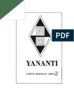 Yananti - Novela Rosacruz KHeller