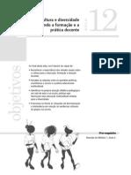 Aula_12 Cultura e Diversidade Na Formação Da Prática Docente