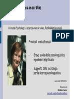 Presentazione psicolinguisitca2