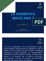 Narrativa mexicana 2
