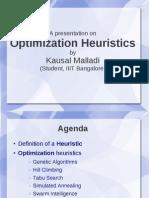 optimizationheuristicsslideshare-130201014236-phpapp01