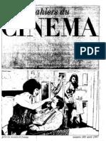 Cahiers Du Cinema 189