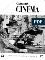 Cahiers Du Cinema 092