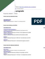 Universidad Del Atlántico - Programas de Pregrado - 2013-11-15