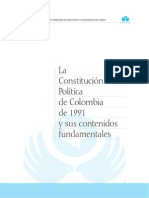 1. Constitución Política de Colombia 1991