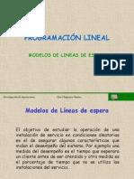 09 IO Modelos de Lineas de Espera