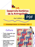 Desarrollo Antropologia y Cultura
