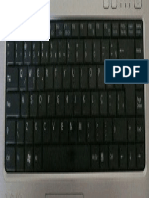 Brazilian Keyboard Layout - VAIO Laptop
