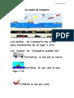 Medios de Transporte 2009
