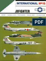 Aerodata International 15 Lockheed F-104 Starfighter