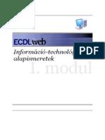 Modul 1 - Informacio-technologiai Alapismeretek