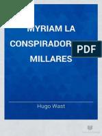 Miriam La Conspiradora