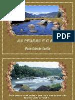 As pedras e o rio