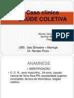 Caso Clínico UBS São Silvestre