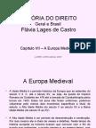 Historia Do Direito Idade Media Parte i